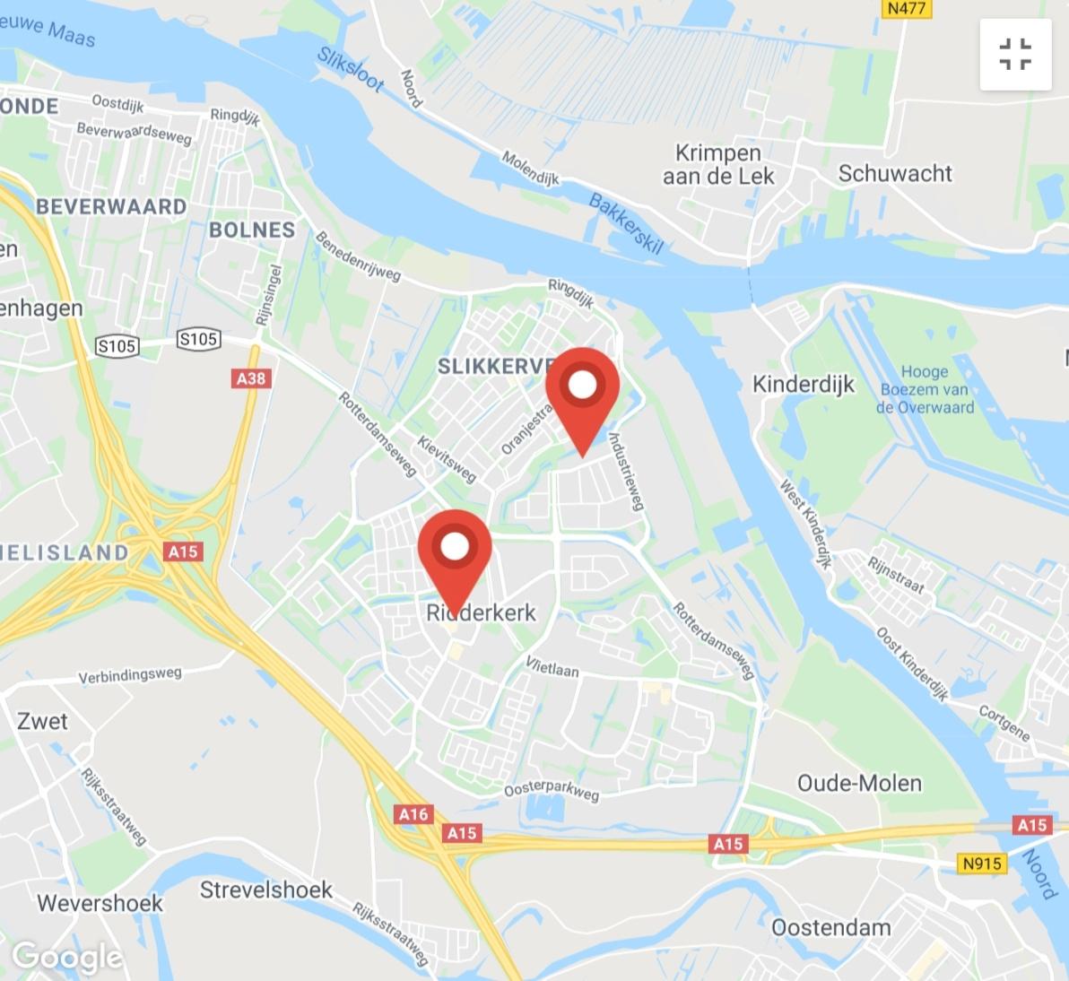 Coronavirus test locaties Ridderkerk - coronatest-ridderkerk.com