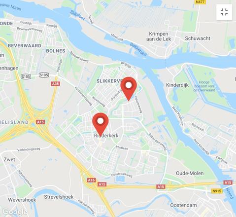 Coronatest, Sneltest of pcr-test afnemen in Ridderkerk bij coronatest-ridderkerk.com